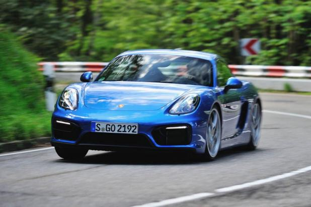 Porsche Cayman GTS 2018 Price in Pakistan Specifications Features Pictures Performance