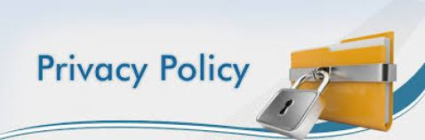 Privacy policy of our website