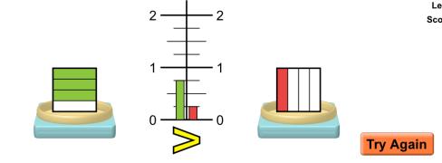 Fractions Matcher