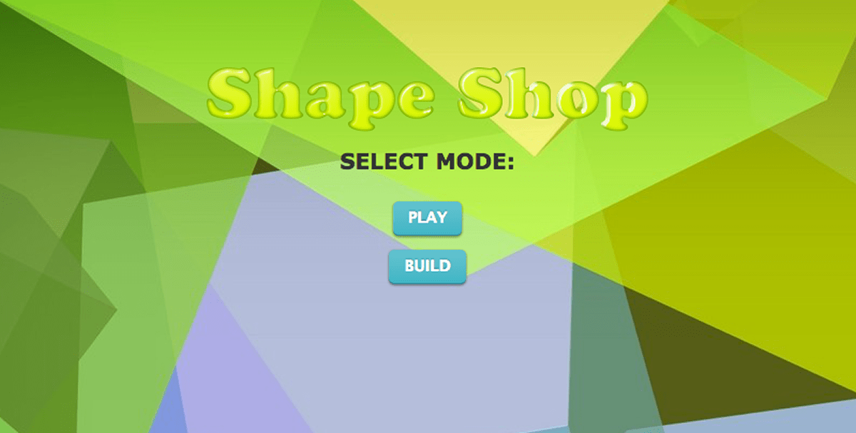 2d Shape : Shape Maker