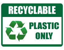 Plastic-only