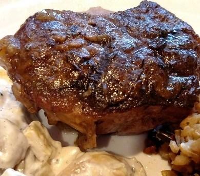 Crock Pot Beef Shanks