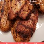 Coconut Buttermilk Southwestern Chicken