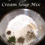 Gluten Free Cream Soup Mix