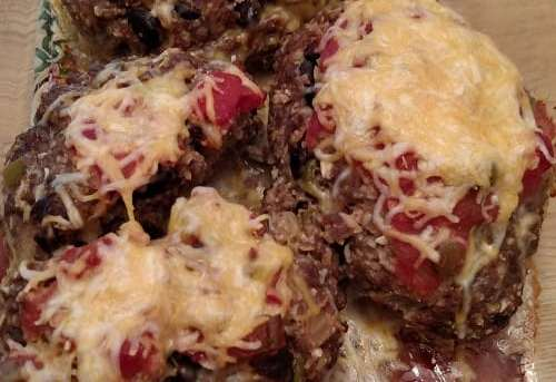 Gluten Free Tex Mex Meatloaf