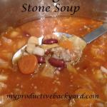 Portuguese Stone Soup