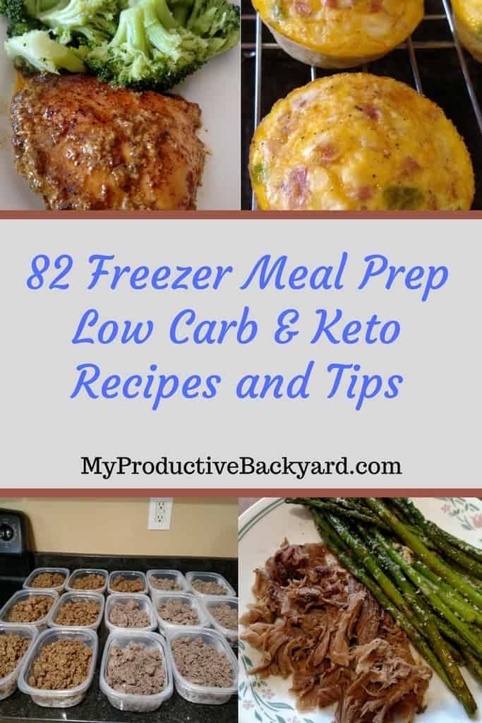 82 freezer meal prep low carb keto tips and recipes my productive