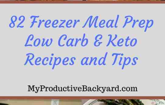 82 Freezer Meal Prep Low Carb Keto Tips and Recipes