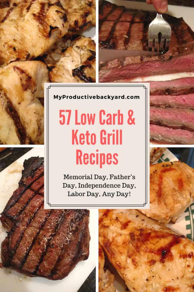 57 Low Carb Keto Grill Recipes