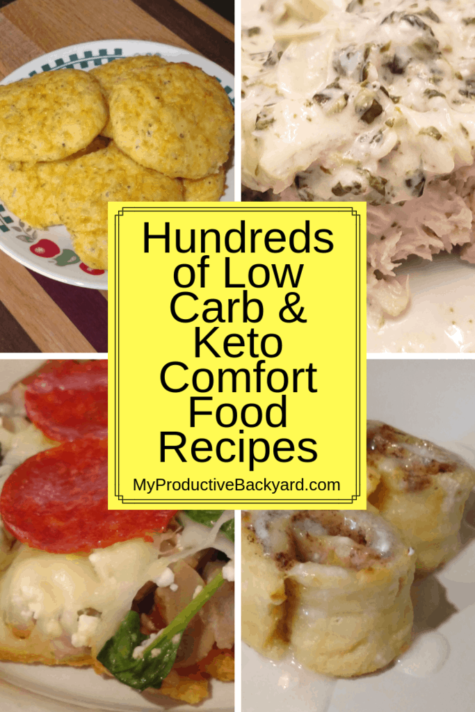 Hundreds Of Low Carb Keto Comfort Food Recipes My