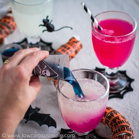 Witches' Brew — Color Changing Halloween Drink (Vegan)