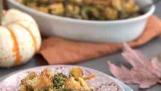 Keto Sausage Stuffing Recipe
