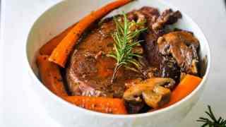 Savory Italian Pot Roast (easy Instant Pot or slow cooker dump dinner!)