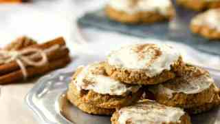 Peppermint Cream Ginger Cookies Low Carb
