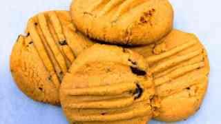 Breakfast Peanut Butter Cookies Easy Plant Based