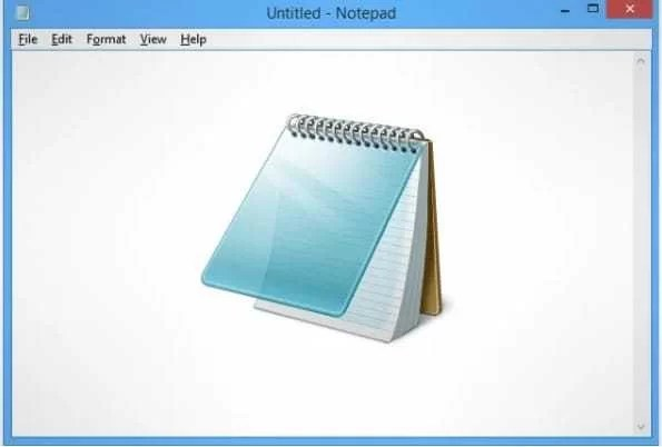 Simple Notepad Editor using java|Gui application