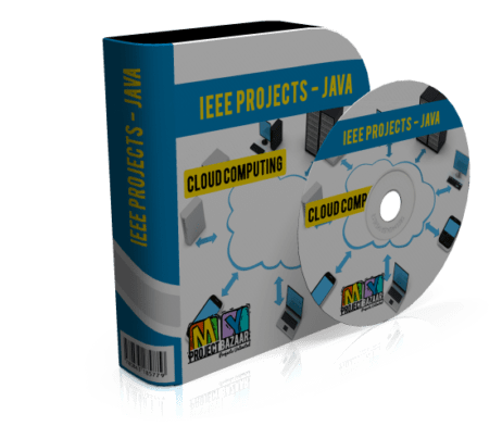 Java Project - Cloud Computing, Students Project