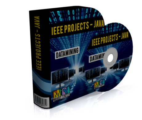 Java Project - Datamining, btech projects.