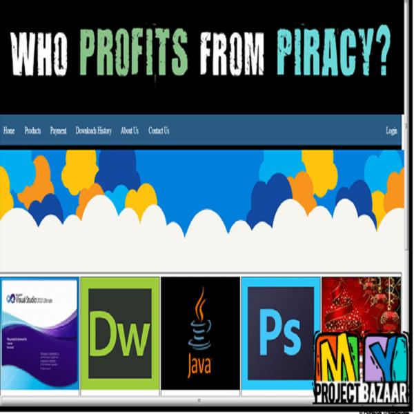 BSA - Report Piracy Now: Report - Internet