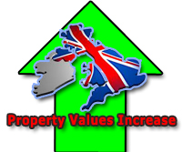 UK Is A Buyers Market As Property Values Increase