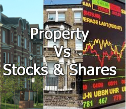 Investors Prefer Property Over Stocks And Shares