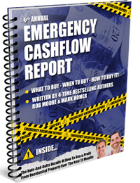 Grab Your Copy Of The 2013 Emergency Cashflow Report
