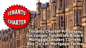 Tenants Charter Proposals For Longer Tenancies Breach Mortgage Lenders Current Buy-To-Let Mortgage Terms