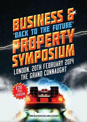 Brand New London Property Networking Event On February 20th