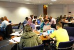 Another 'sold out' monthly workshop.