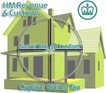 Change in Capital Gains Tax Rules for Non-UK Resident Landlords