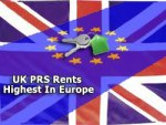 UK PRS Rents Highest In Europe