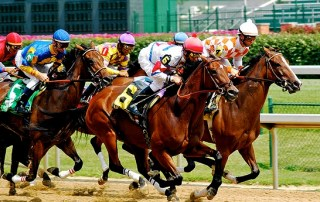 race horses churchill downs