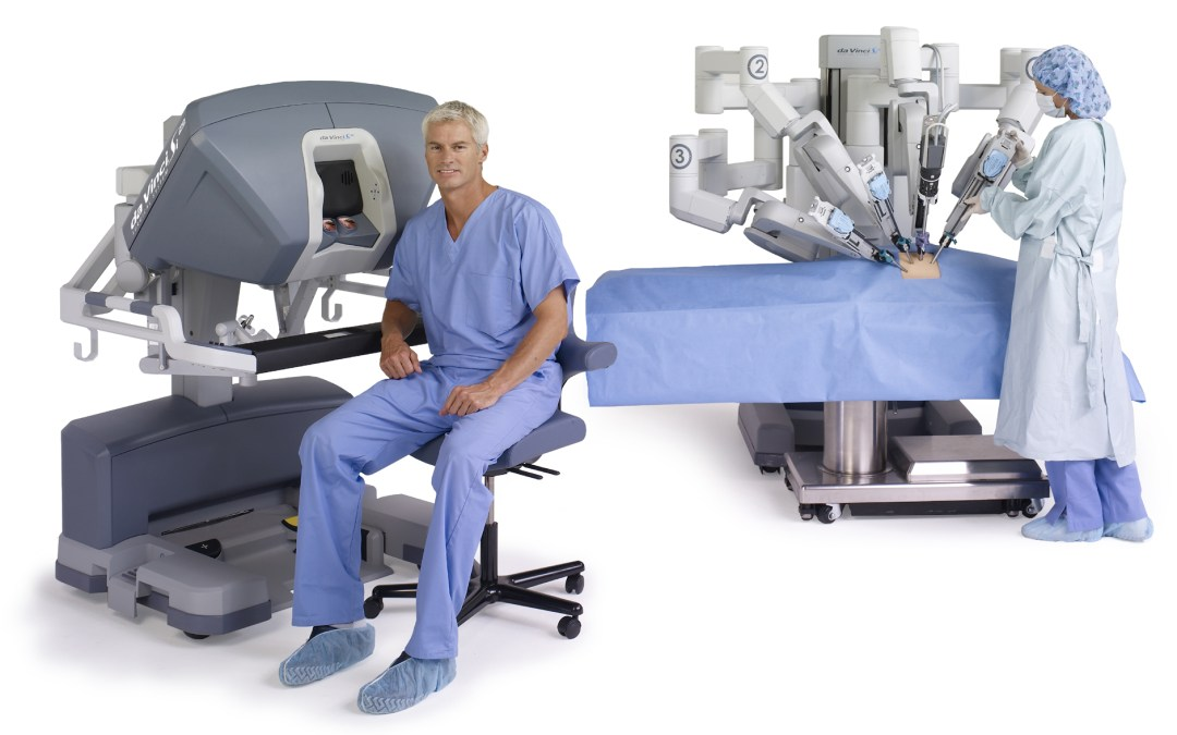 Is da Vinci Robotic Surgery Painful?