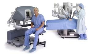 da Vinci robotic surgical system