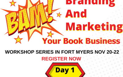 BAM Branding And Marketing Workshop DAY 1 ONLY