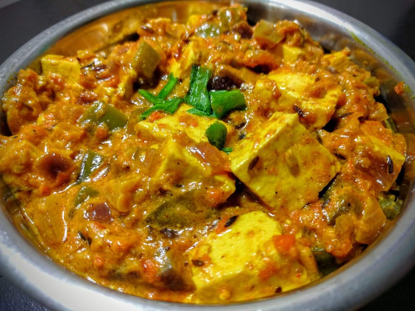 Quick   Easy Kadai Paneer Recipe   VegeCravings Quick   Easy Kadai Paneer Recipe