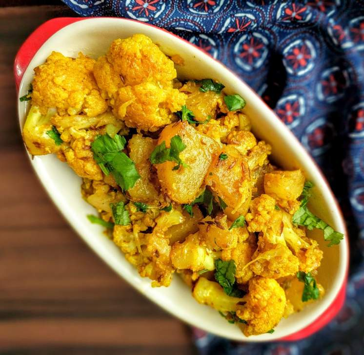 Aloo Gobi Recipe Step By Step Instructions 19