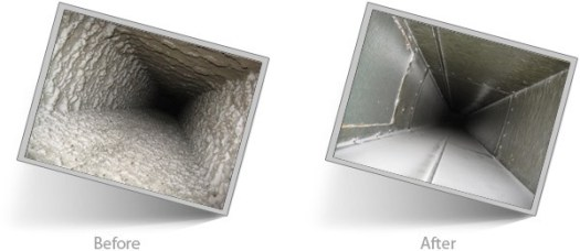 air duct cleaning in Manassas VA