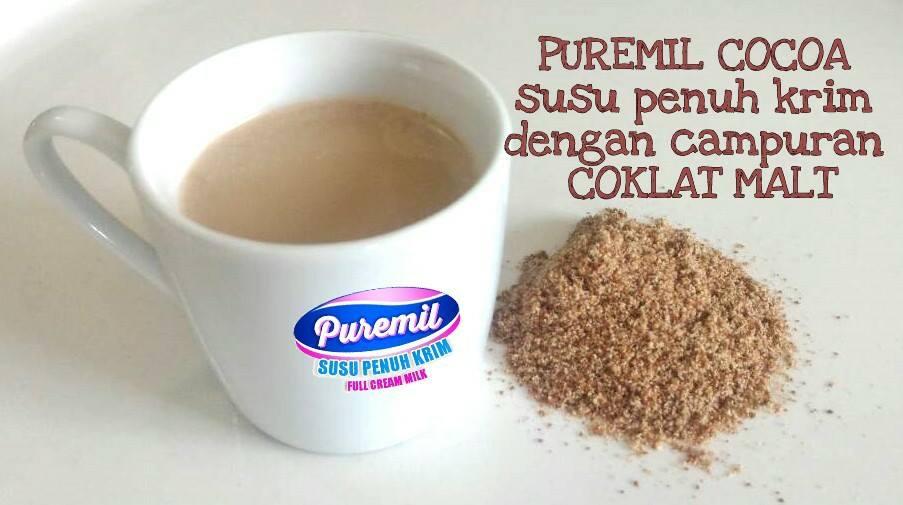 Tips Sihat Dengan Susu Puremil