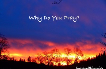 why do you pray2