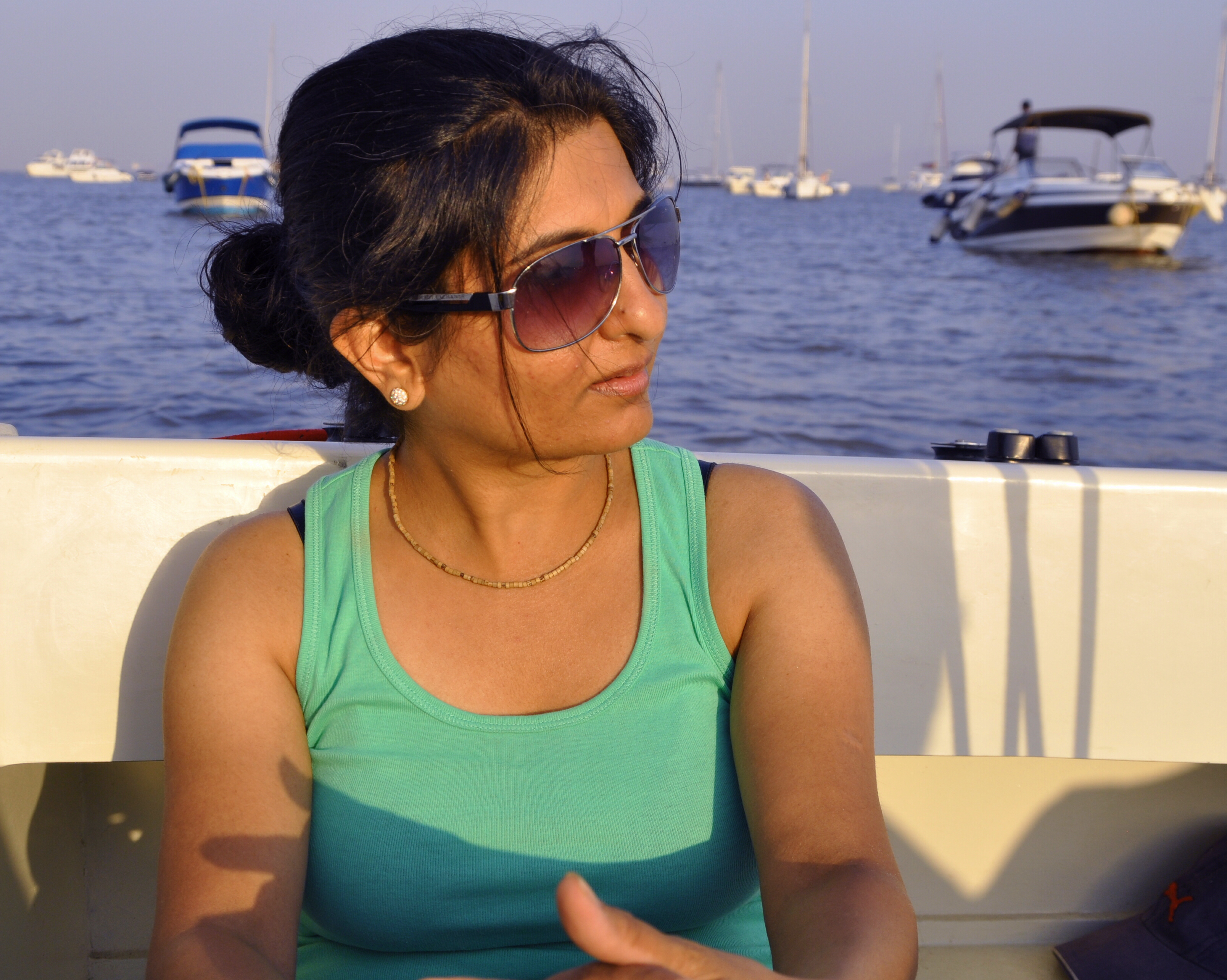 Sailing In Arabian Sea My Pursuit Of Perfection
