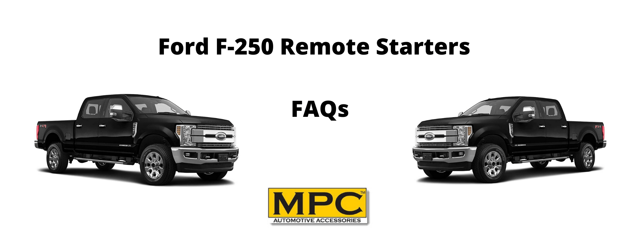 Ford F 250 Remote Start Kit Faqs Mypushcart