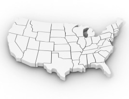 Grey-US-Map
