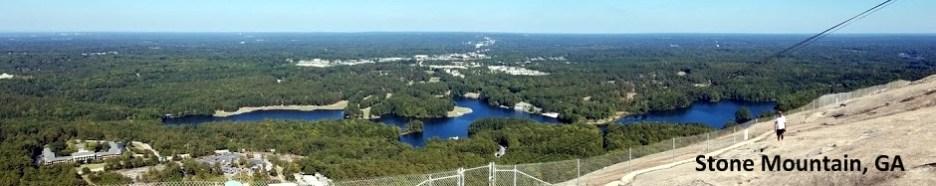 Atlanta GA Stone Mountain 1