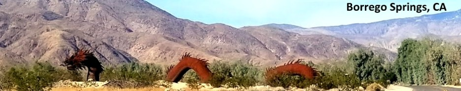 Borrego Springs Serpent