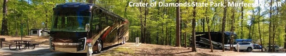 Crater of Diamonds SP