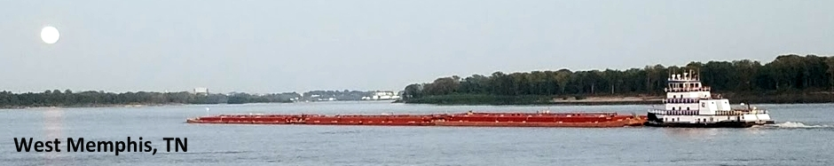 Memphis Barge