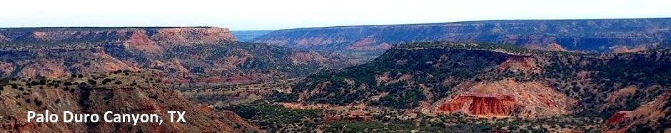 Palo Duro Canyon SP TX