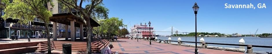Savannah Waterfront