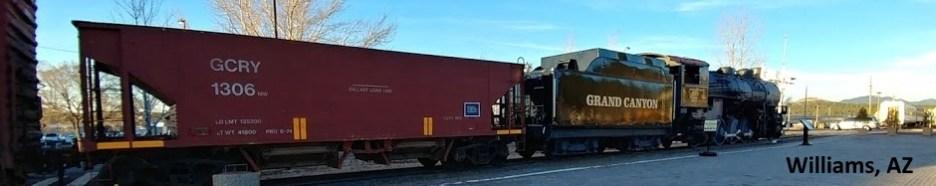 Train Williams